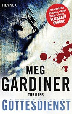 Band 1 von 5 der Evan Delaney Reihe von Meg Gardiner.