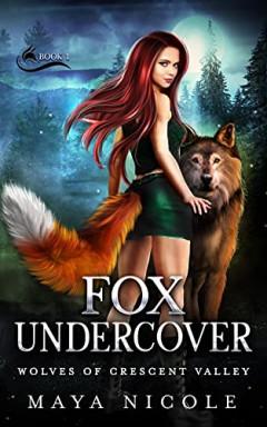 Buch 1 von 2 der Wolves of Crescent Valley Reihe von Maya Nicole.