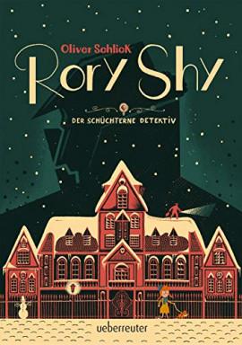 Teil 1 von 2 der Rory Shy Reihe von Oliver Schlick.