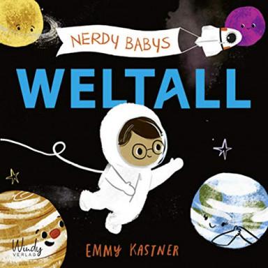 Teil 1 von 6 der Nerdige Babies Reihe von Emmy Kastner.