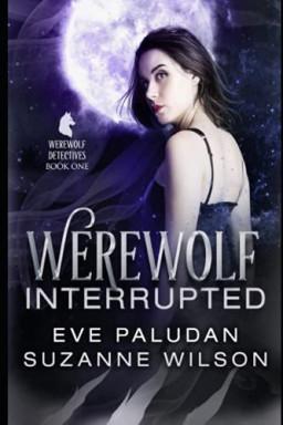 Buch 1 von 4 der Werewolf Detectives Reihe von Eve Paludan u.a..