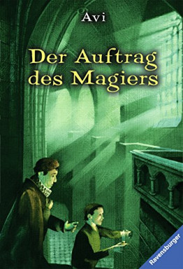 Buch 1 von 2 der Midnight Magic Reihe von Avi.