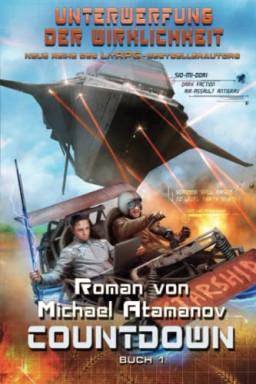 Buch 1 von 8 der Unterwerfung der Wirklichkeit Reihe von Michael Atamanov.