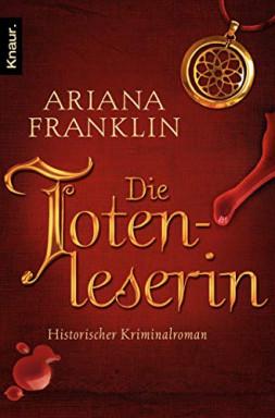 Buch 1 von 5 der Adelia Reihe von Ariana Franklin u.a..