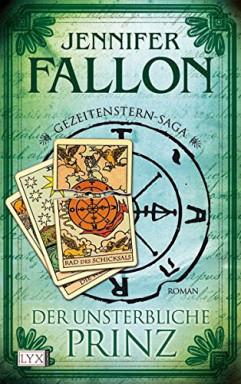 Band 1 von 4 der Gezeitenstern Reihe von Jennifer Fallon.