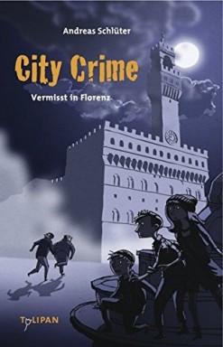 Buch 1 von 5 der City Crime Reihe von Andreas Schlüter.