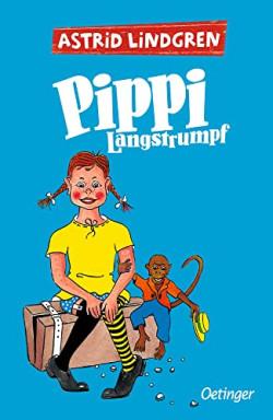 Teil 1 von 5 der Pippi Langstrumpf Reihe von Astrid Lindgren.
