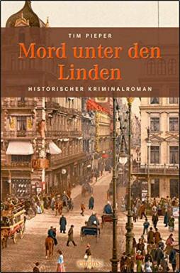 Buch 1 von 2 der Kriminologe Dr. Otto Sanftleben Reihe von Tim Pieper.